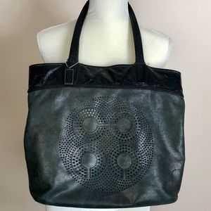 Coach Zippered Tote Purse